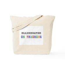 Illuminator In Training Tote Bag