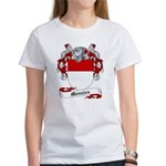 Menzies Family Crest Women's T-Shirt