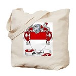Menzies Family Crest Tote Bag