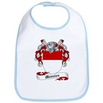 Menzies Family Crest Bib