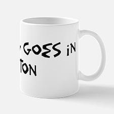 Layton - Anything goes Mug