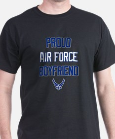 Proud Air Force Boyfriend T-Shirt
