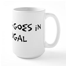 Portugal - Anything goes Mug