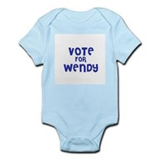 Vote for Wendy Infant Creeper