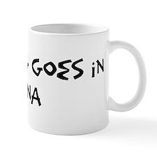 Kona - Anything goes Mug