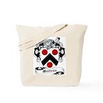 Mertoun Family Crest Tote Bag