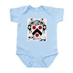 Mertoun Family Crest Infant Creeper
