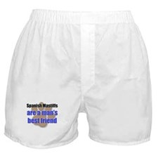 Spanish Mastiffs man's best friend Boxer Shorts