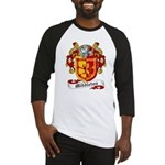 Middleton Family Crest Baseball Jersey