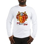 Middleton Family Crest Long Sleeve T-Shirt