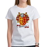 Middleton Family Crest Women's T-Shirt