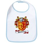 Middleton Family Crest Bib