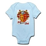 Middleton Family Crest Infant Creeper