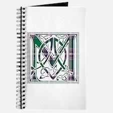 Monogram-MacFarlane hunting Journal