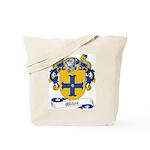Milne Family Crest Tote Bag