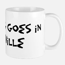Louisville - Anything goes Mug