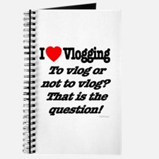 To vlog or not to vlog Journal