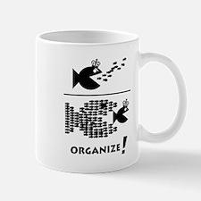 Organize Fish Mug