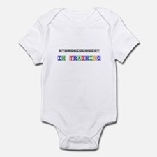 Hydrogeologist In Training Infant Bodysuit
