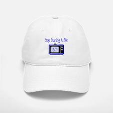 Stop Staring Baseball Baseball Cap