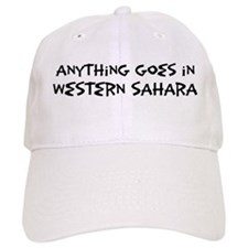 Western Sahara - Anything goe Cap