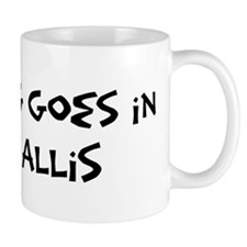 West Allis - Anything goes Mug