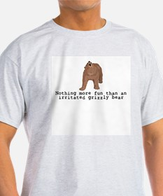Irritated Grizzly T-Shirt