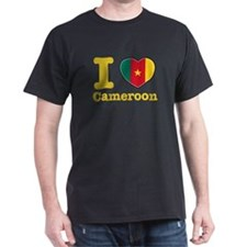 I love Cameroon T-Shirt