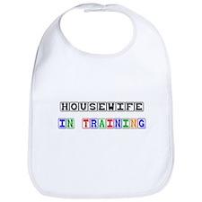 Housewife In Training Bib