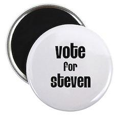 Vote for Steven Magnet