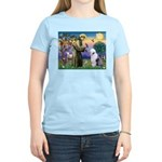ST. FRANCIS + OES Women's Light T-Shirt
