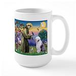 ST. FRANCIS + OES Large Mug