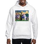 ST. FRANCIS + OES Hooded Sweatshirt