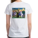 ST. FRANCIS + OES Women's T-Shirt
