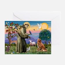 St Francis & Nova Scotia Greeting Cards (Pk of 10)