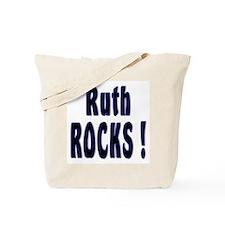Ruth Rocks ! Tote Bag