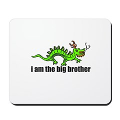 Dragon Big Brother Mousepad