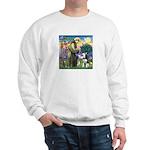 St Francis & Husky Sweatshirt