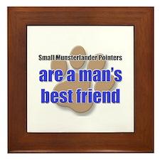 Small Munsterlander Pointers man's best friend Fra
