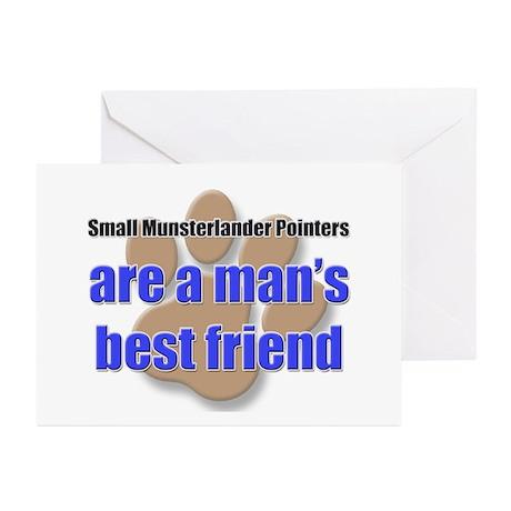 Small Munsterlander Pointers man's best friend Gre