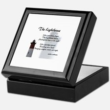 The Lighthouse Keepsake Box