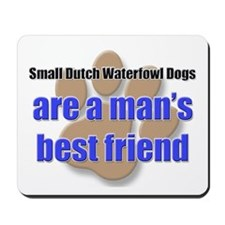 Small Dutch Waterfowl Dogs man's best friend Mouse