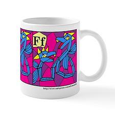 F is Fenmine Mug