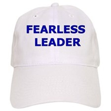 Fearless Leader Baseball Baseball Cap