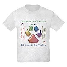 PBGV Name2 T-Shirt