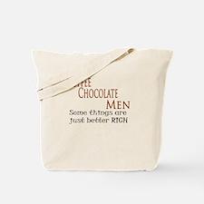 Men Vs Coffee Tote Bag