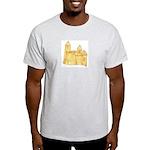Sandcastle Ash Grey T-Shirt