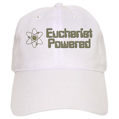 Eucharist Powered Cap