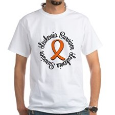 Leukemia Survivor Circle Shirt