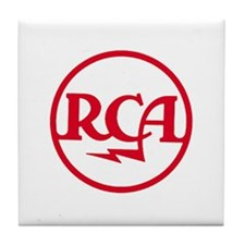 RCA meatball Tile Coaster
